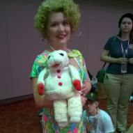Shari Lewis and Porkchop