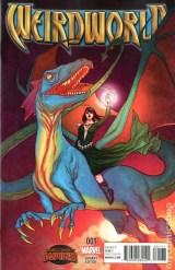 Weirdworld #1 - Jenny Frison 1 in 25 Variant