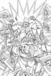 DC Batman # 48 by Dave Johnson