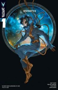 Divinity II #1 (2nd Ptg.)
