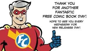 FCBD Superhero