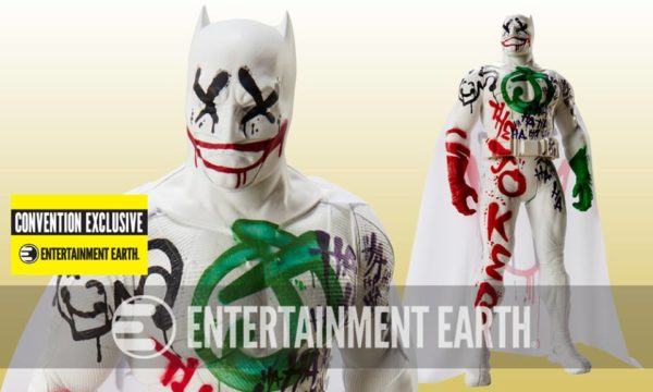 Batman v Superman Jokeru0027s Wild Batman u2013 Convention Exclusive & Entertainment Earthu0027s SDCC Exclusive: u0027The Jokeru0027s Wildu0027 19u2033 Batman ...