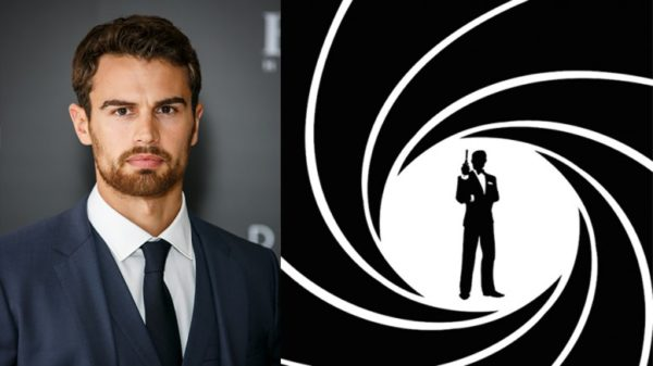 Your New James Bond... Theo James!