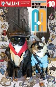 Valiant Cat Cosplay Variant