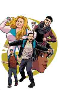 HARBINGER RENEGADES #1 – Cover D by Kano