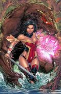 Grimm Fairy Tales #1 - Cover D by Talent Caldwell