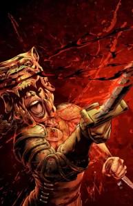 X-O Manowar Icon Variant by ADAM GORHAM