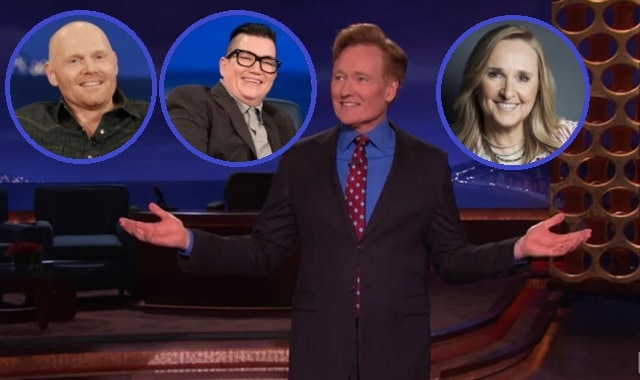 Last Night on CONAN (1/30): Bill Burr | Lea DeLaria | Melissa Etheridge