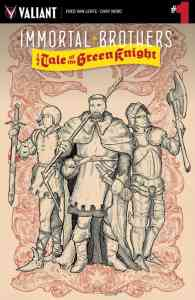 Immortal Brothers tale of the green knight