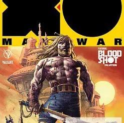 Valiant X-O Man o War