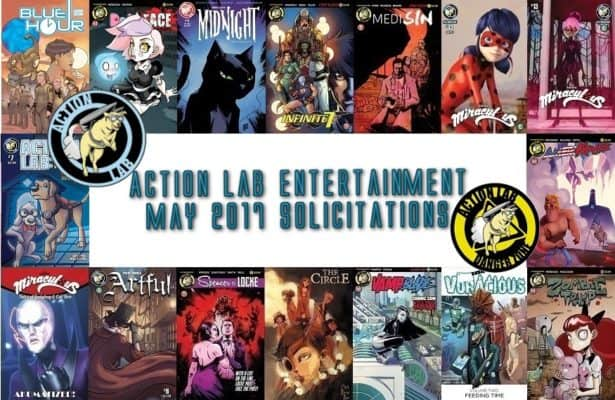 PopCultHQ's First Look: May 2017 Solicitations from Action Lab Entertainment