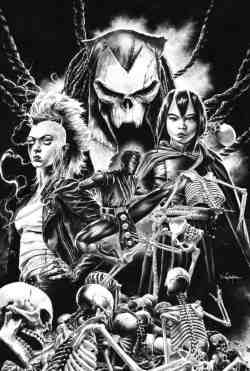 B&W Sketch Variant by MICO SUAYAN