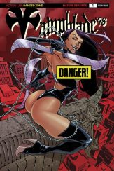 Vampblade 98 #1 - Cover D by Pow Rodrix (Risque)
