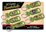 DC Bombshells keychains