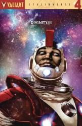 Divinity III - Stalinverse #4 - 1:50 Variant by Gorham