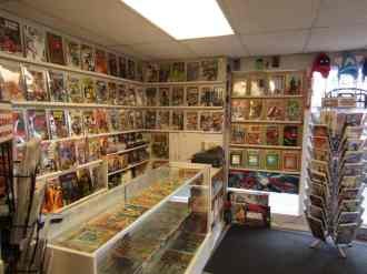 Ahh! Comics!