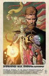 SEVEN TO ETERNITY #5 Cover D (Foil Variant) by Opeña and Hollingsworth