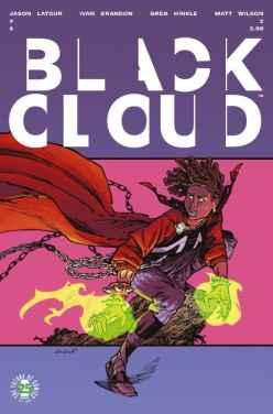 BLACK CLOUD #2