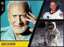 Apollo 11 Astronaut and one of the first people to walk on the Moon