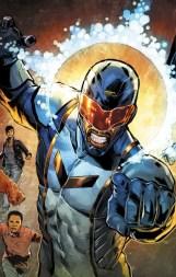 Catalyst Prime: Noble #1 - Cover D by John Cassaday