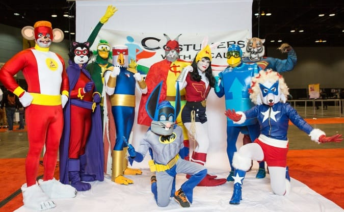 Cosplay Photos - C2E2 2017 Groups