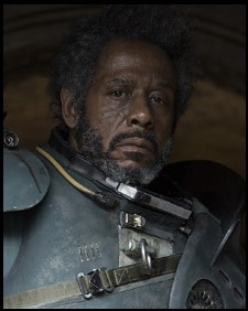 Forest Whitaker - Saw Gerrera, Rogue One: A Star Wars Story