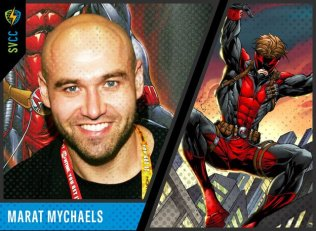 Best known for art on such comic book titles as Deadpool Corps, X-Force: Shatterstar, Grifter, Brigade, Notti & Nyce, and more