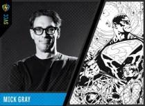 DC Comics Eisner Award Winning Inker & Bay Area Native