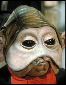 Mike Quinn - Nien Nunb, Star Wars: Return of the Jedi & The Force Awakens