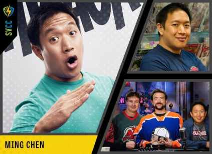 Co-Hosts the I Sell Comics! Podcast and Star of the AMC reality series Comic Book Men