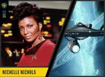 Uhura from Star Trek