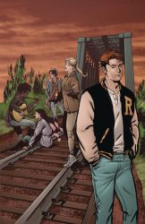 Riverdale #1 - Cover D by Peter Krause