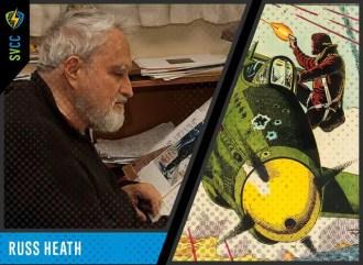 Legendary DC Comics War artist