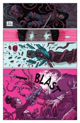 SECRET WEAPONS #1 – Interior Art by Raul Allen with Patricia Martin
