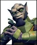 Steve Blum - Zeb Orrelios: Star Wars Rebels