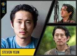 "Saturday and Sunday - Glenn Rhee of ""The Walking Dead"""