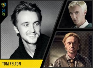 """Saturday and Sunday - Harry Potter's Draco Malfoy and Julian Dorn / Doctor Alchemy on CW's """"The Flash"""""""