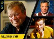 "Friday and Saturday - Best known for his roles in ""Boston Legal"" and ""Star Trek"""