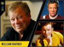 """Friday and Saturday - Best known for his roles in """"Boston Legal"""" and """"Star Trek"""""""