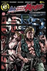 Amerikarate#5 - Cover C