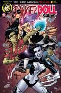 Danger Doll Squad #0 - Cover E
