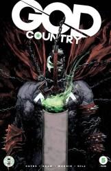 God Country #5 - Spawn Month Variant by Gerardo Zaffino