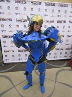 Darkfire - Featured cosplay guest and one of the judges for the cosplay contest!