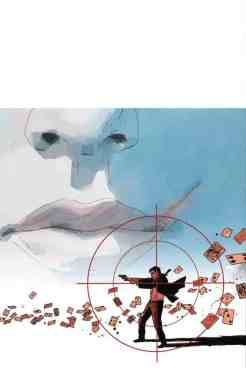 James Bond- Black Box #3 - Cover F virgin variant by Dom Reardon