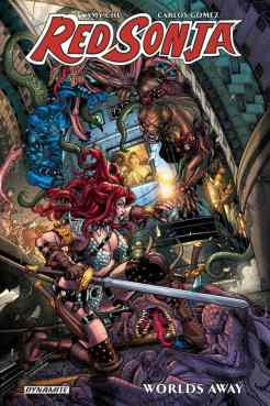 RED SONJA: WORLDS AWAY TP