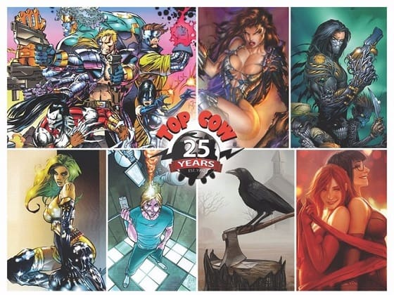 The 2017 Top Cow Talent Hunt is Back! Contest Details Inside!