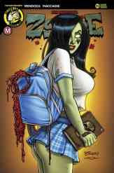 Zombie Tramp #35 - Cover C by Bill McKay