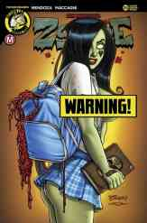 Zombie Tramp #35 - Cover D by Bill McKay