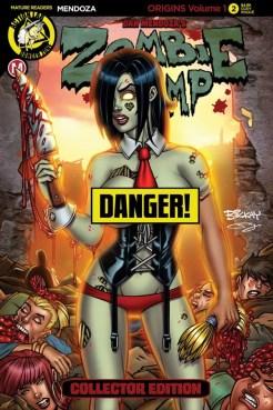 Zombie Tramp: Origins #2 - Cover F