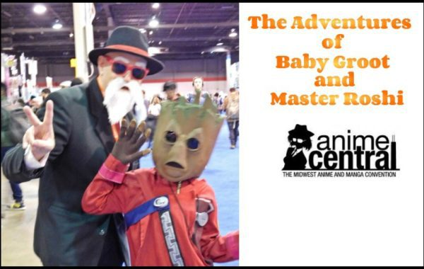 Cosplay Photos: Anime Central (ACEN) Part 5 - The Adventures of Baby Groot and Master Roshi